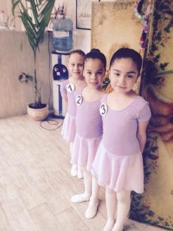 PRIMARY IN DANCE EXAM